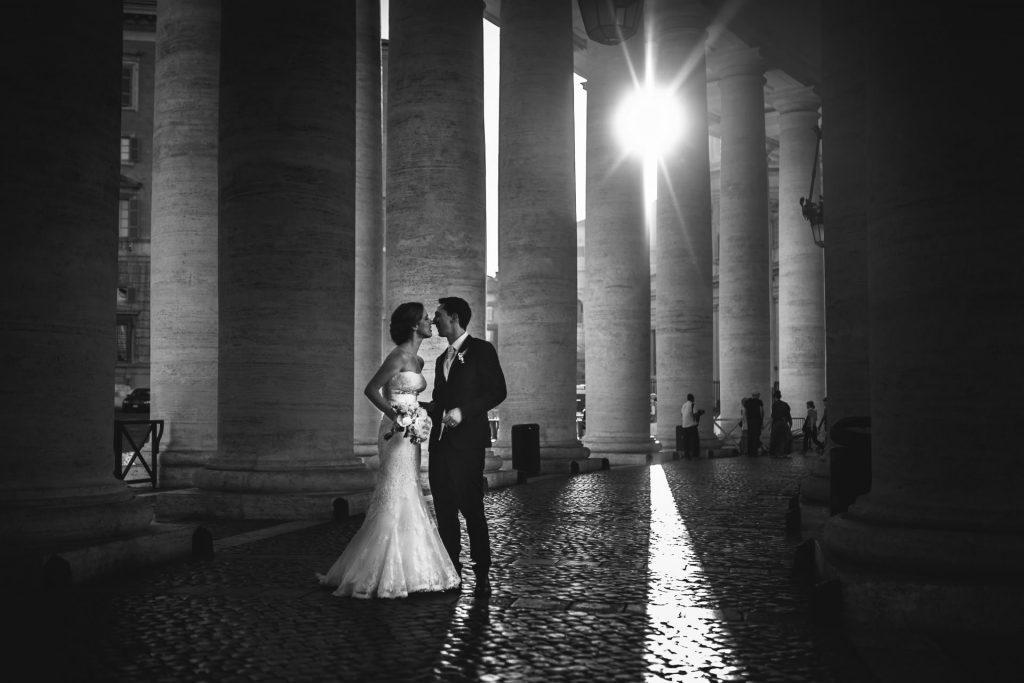 Civil wedding photographer Rome