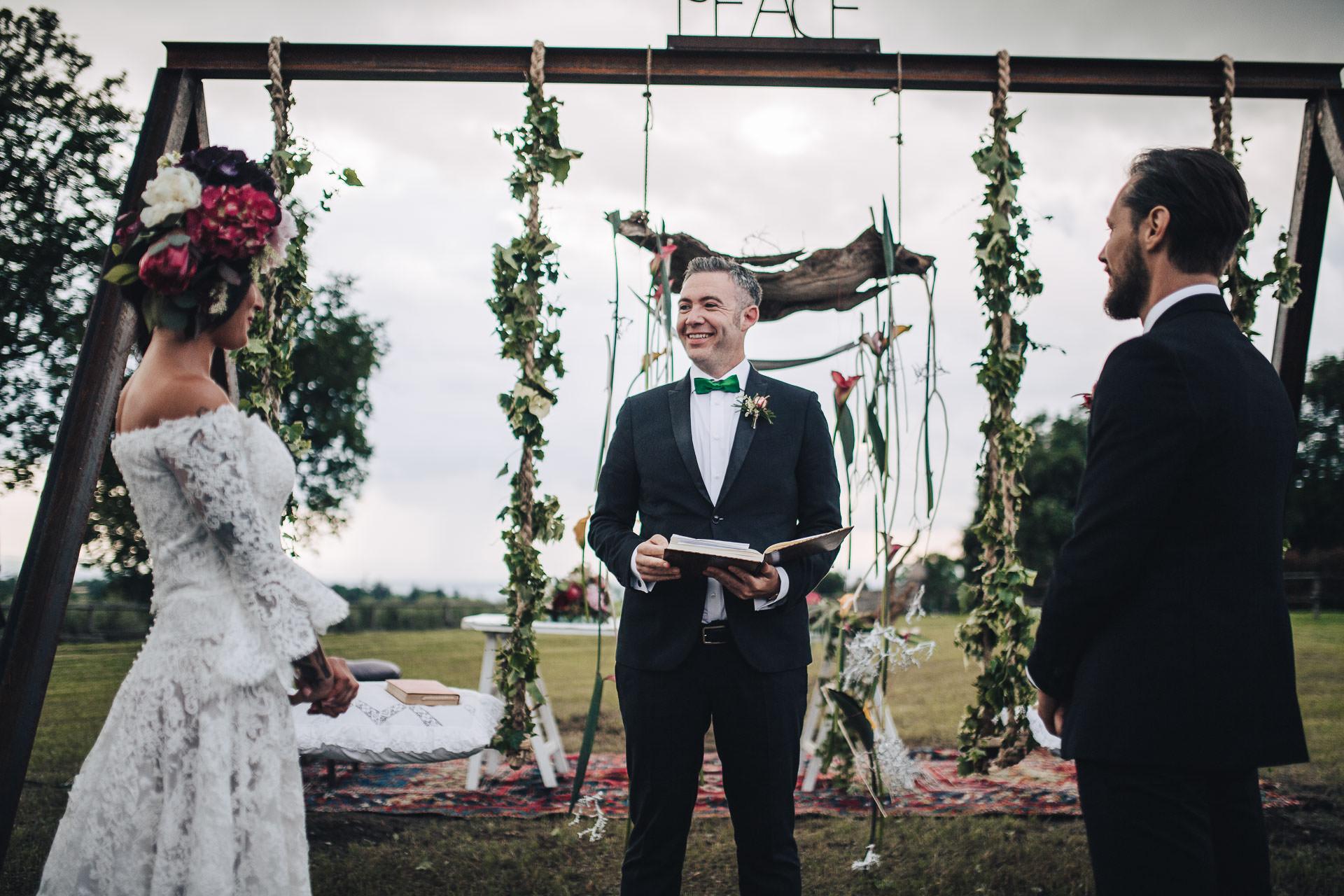 Matrimonio Agriturismo Braciami