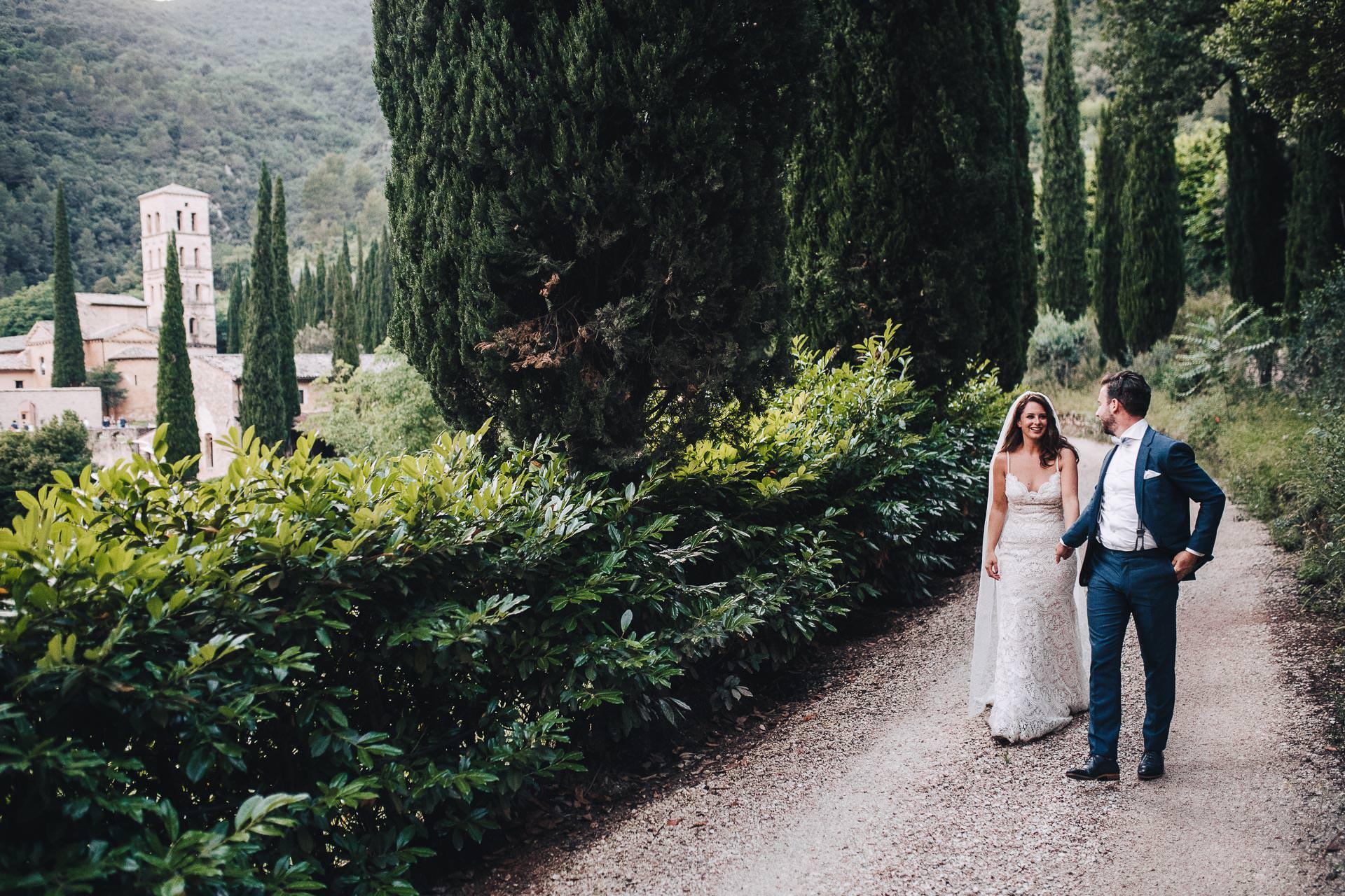 Matrimonio a San Pietro in Valle