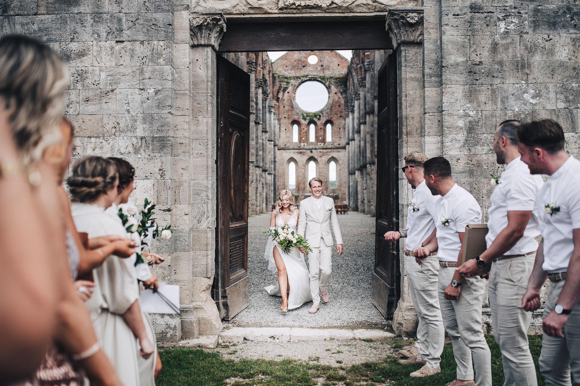 Matrimonio Abbazia di San Galgano