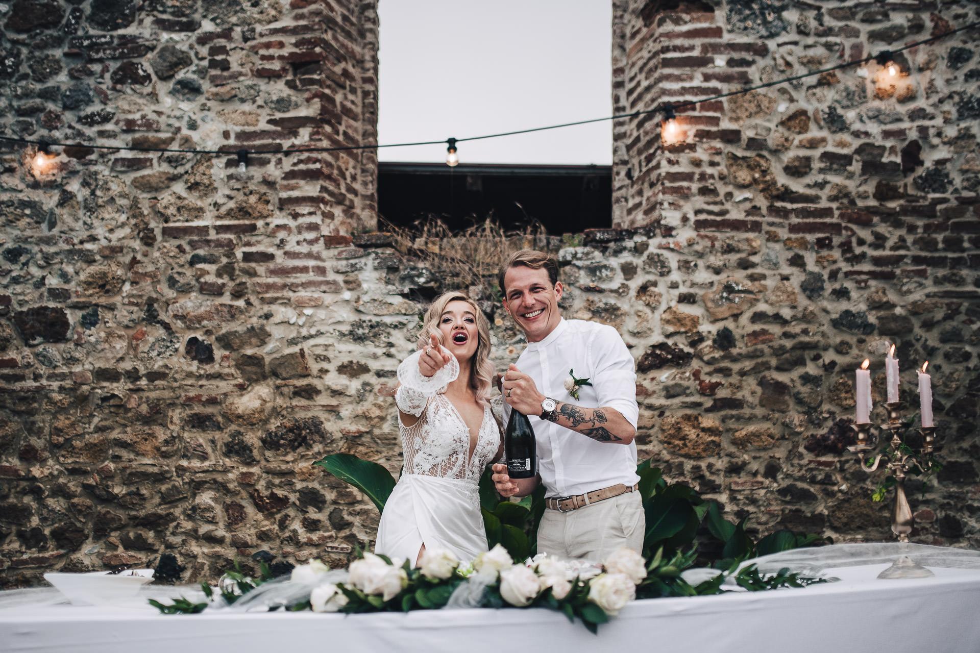 Matrimonio a Tenuta di Papena
