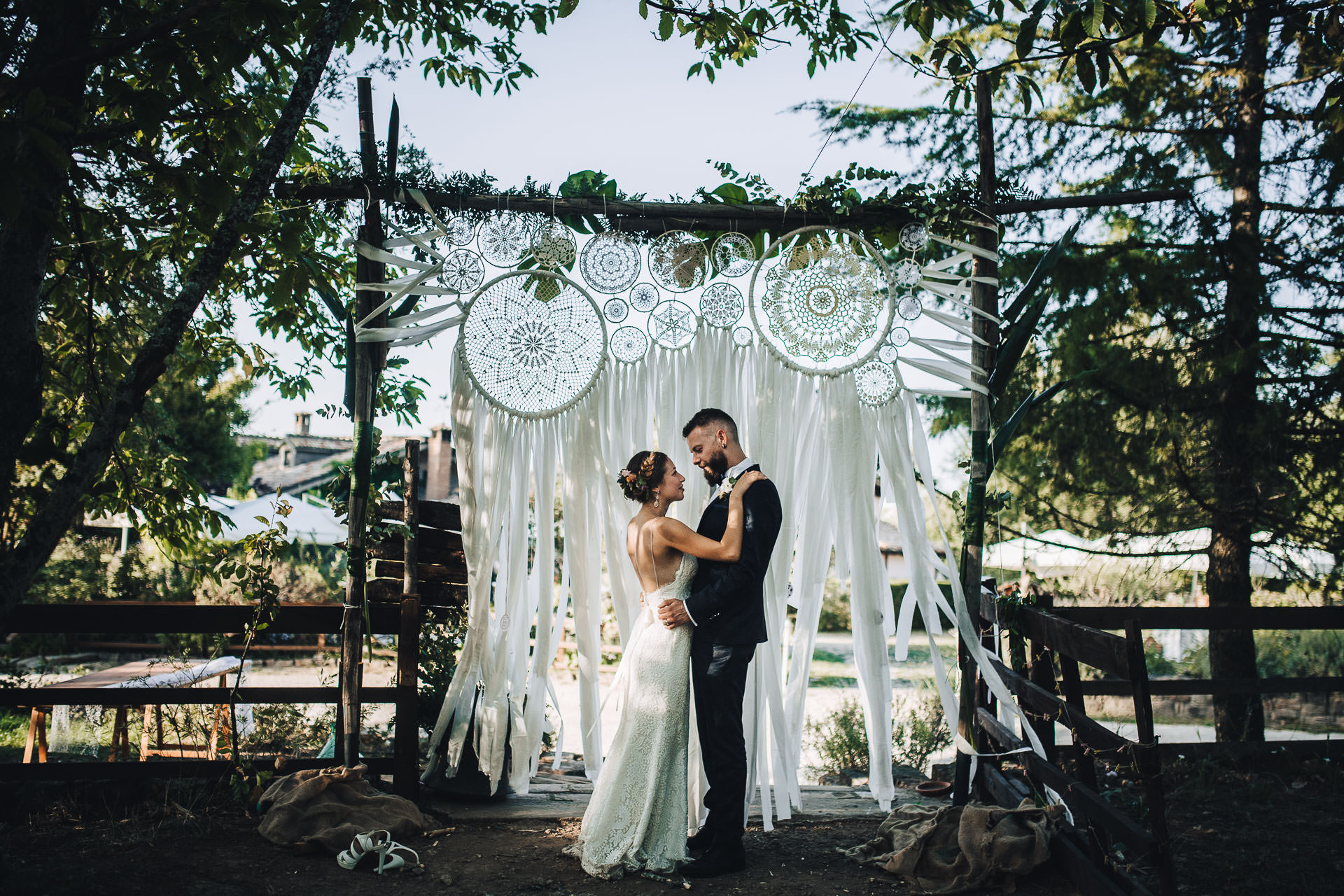 Boho wedding photographer In Apulia