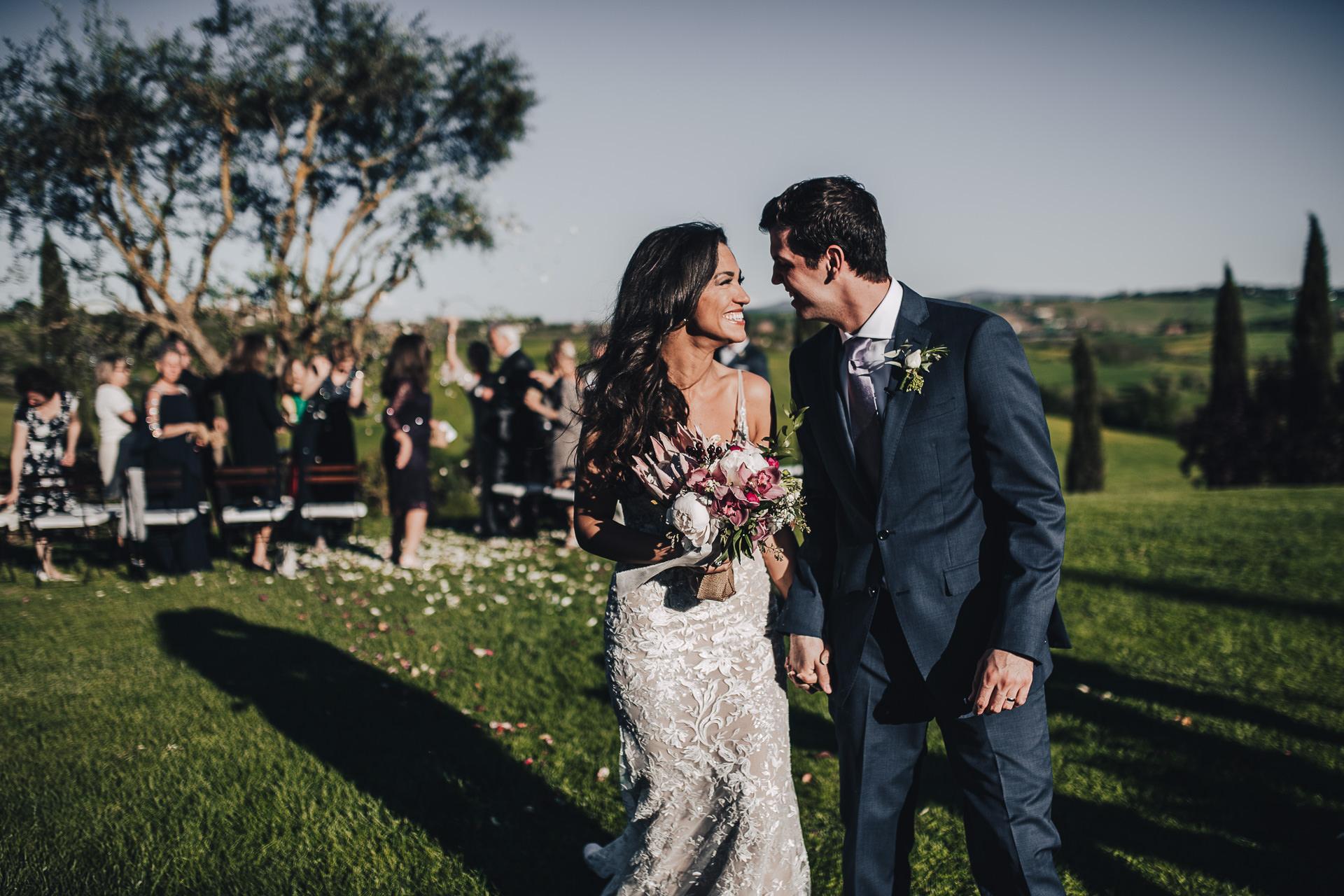 Destination Wedding in Umbria