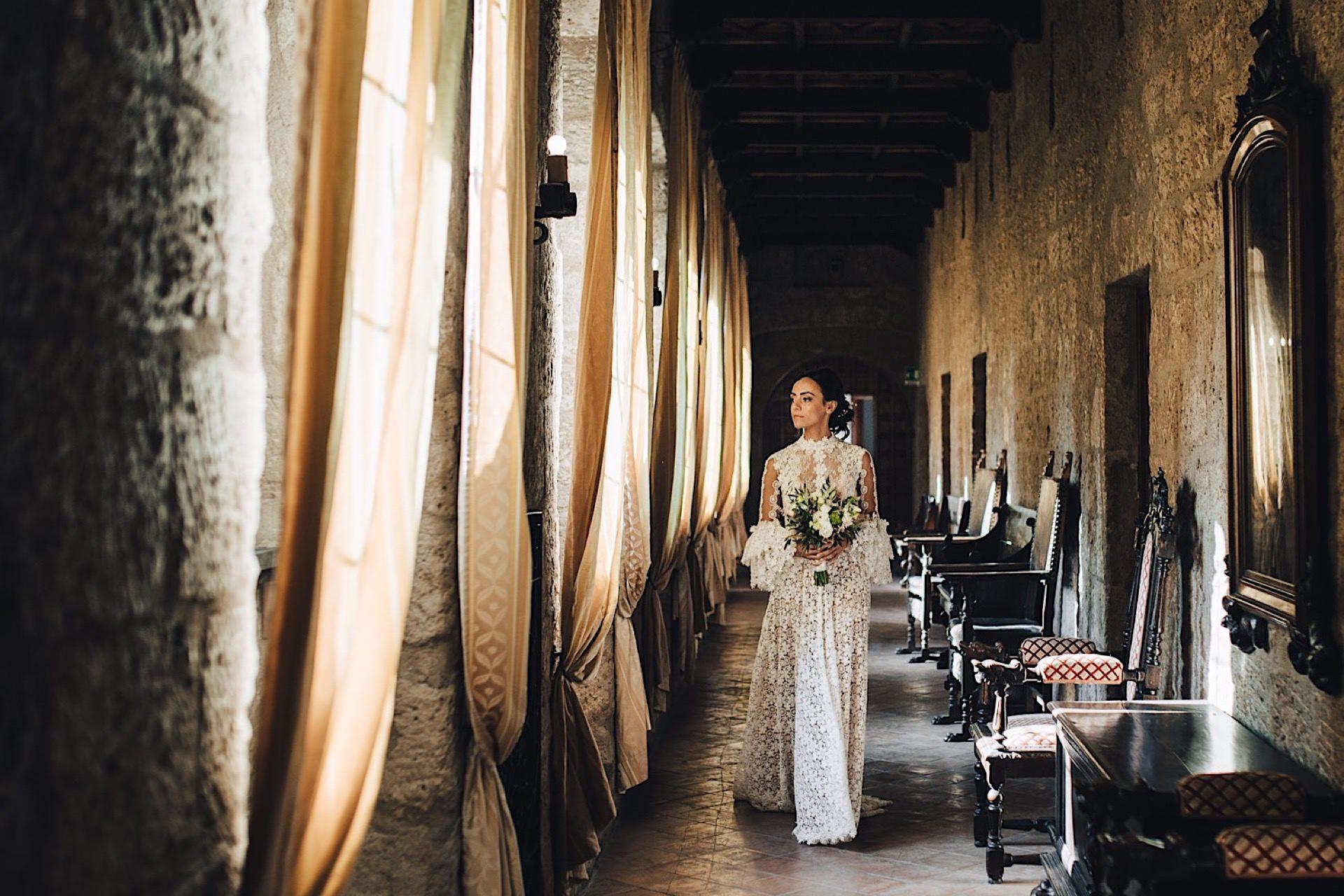 Matrimonio alla Badia di Orvieto